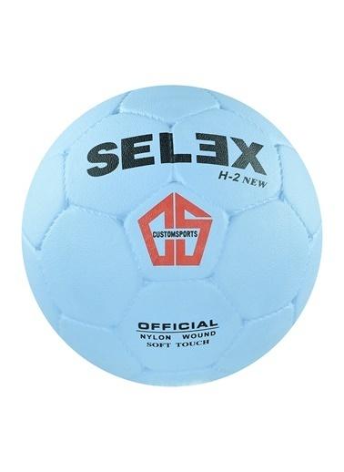 Selex H2 Kauçuk 2 No Hentbol Topu Beyaz